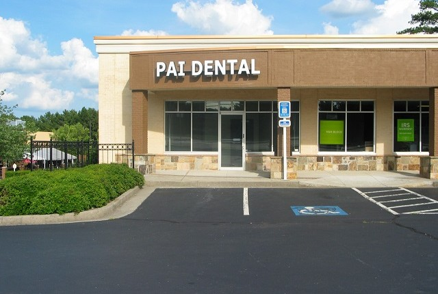 Pai Dental Office Front